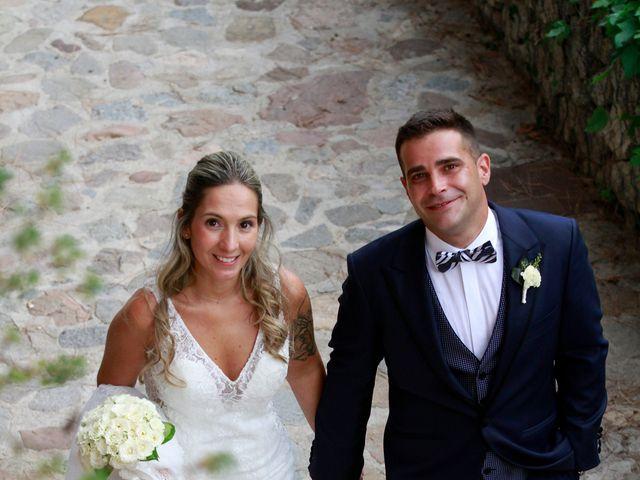 La boda de David y Amanda en Caldes De Montbui, Barcelona 1