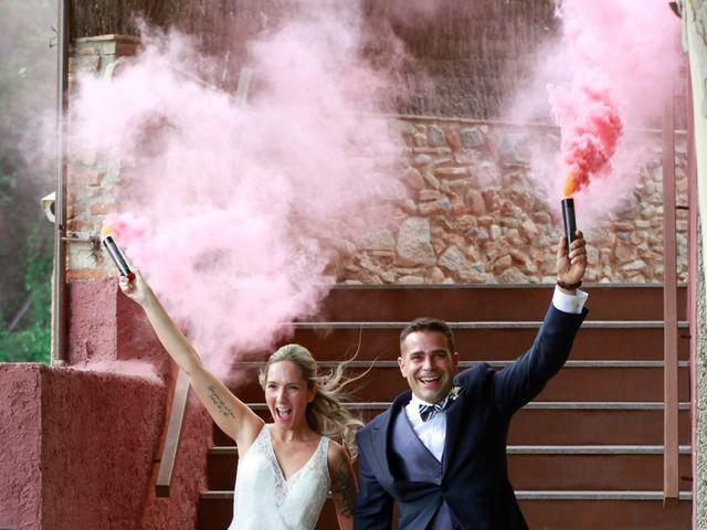 La boda de David y Amanda en Caldes De Montbui, Barcelona 6