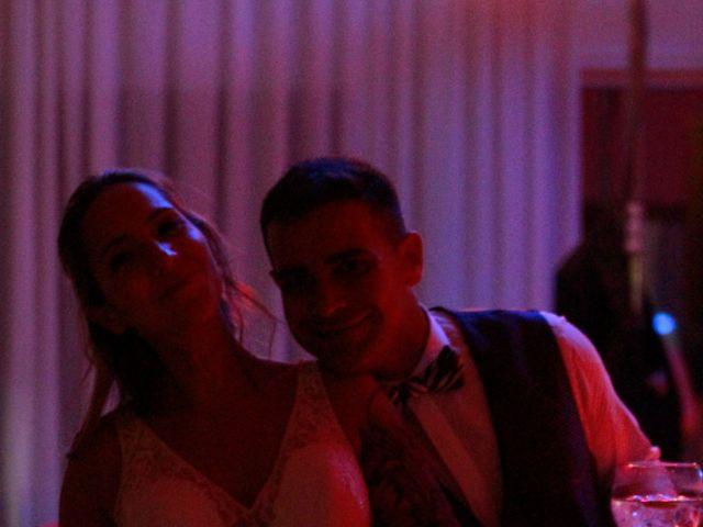 La boda de David y Amanda en Caldes De Montbui, Barcelona 9