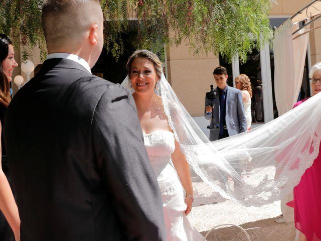 La boda de Jesús y Gema en Toledo, Toledo 22
