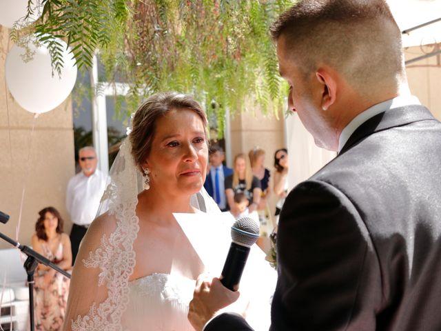 La boda de Jesús y Gema en Toledo, Toledo 26