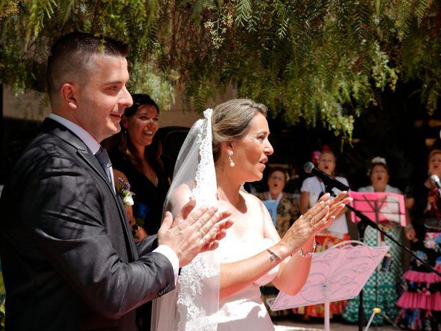 La boda de Jesús y Gema en Toledo, Toledo 29