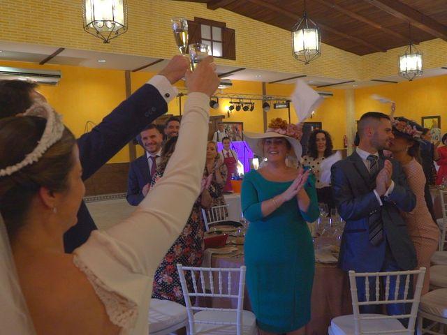 La boda de Juan Antonio y Ana Gemma en Guillena, Sevilla 10