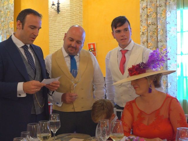 La boda de Juan Antonio y Ana Gemma en Guillena, Sevilla 12