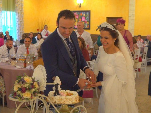 La boda de Juan Antonio y Ana Gemma en Guillena, Sevilla 16