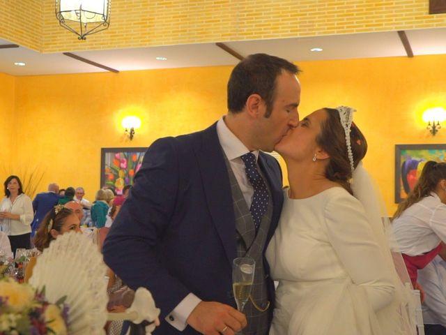 La boda de Juan Antonio y Ana Gemma en Guillena, Sevilla 17