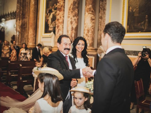 La boda de Amparo y Ricardo en Valencia, Valencia 38