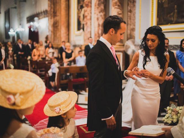La boda de Amparo y Ricardo en Valencia, Valencia 41
