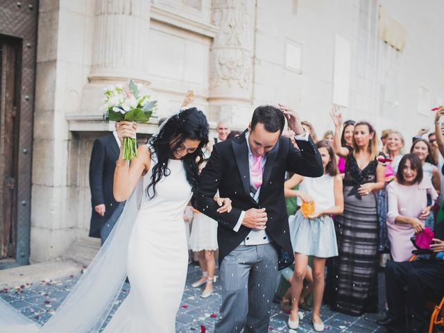 La boda de Amparo y Ricardo en Valencia, Valencia 47