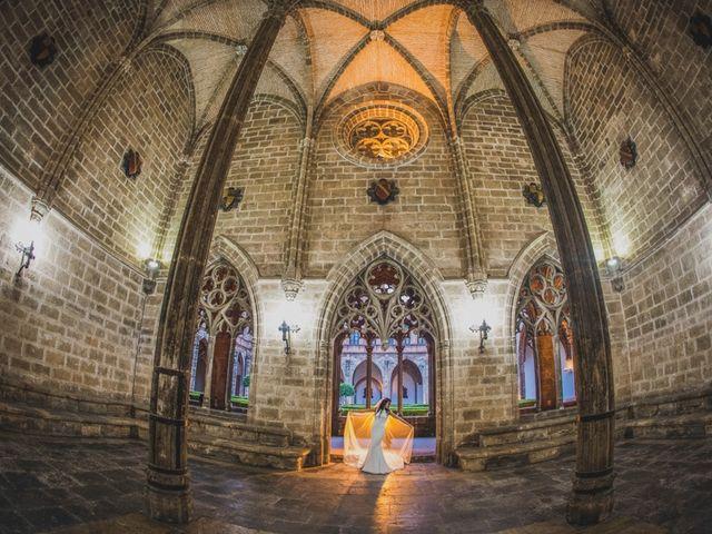 La boda de Amparo y Ricardo en Valencia, Valencia 49