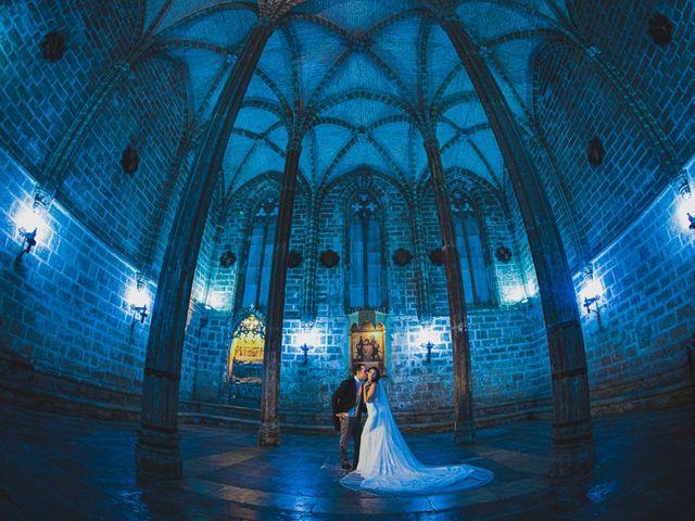 La boda de Amparo y Ricardo en Valencia, Valencia 50