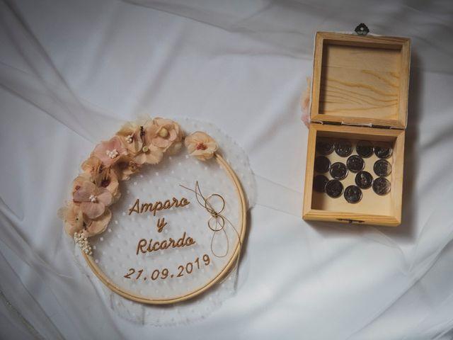La boda de Amparo y Ricardo en Valencia, Valencia 10