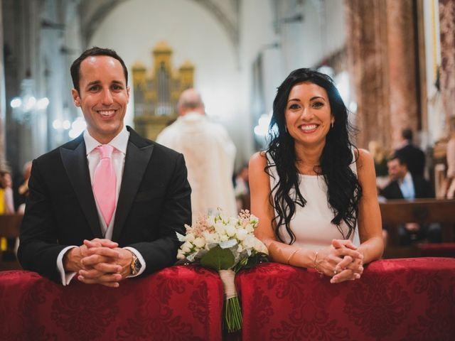 La boda de Amparo y Ricardo en Valencia, Valencia 45