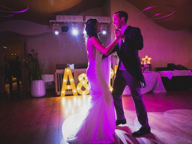 La boda de Amparo y Ricardo en Valencia, Valencia 72