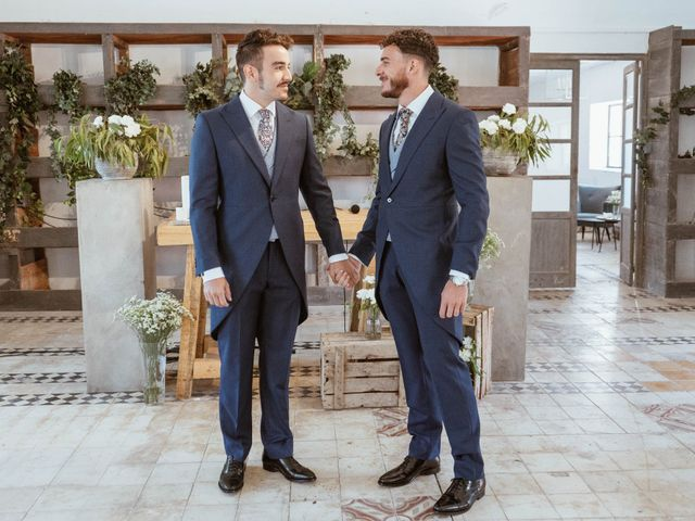 La boda de Alejandro y Carlos en Otero De Herreros, Segovia 13