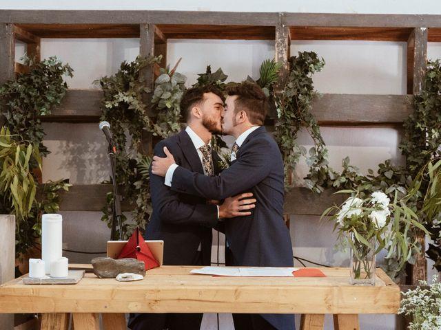 La boda de Alejandro y Carlos en Otero De Herreros, Segovia 24