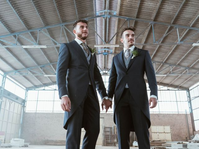La boda de Alejandro y Carlos en Otero De Herreros, Segovia 33