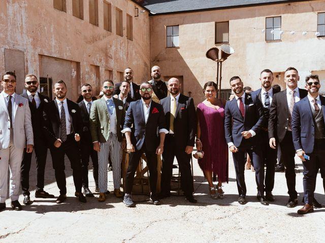 La boda de Alejandro y Carlos en Otero De Herreros, Segovia 36