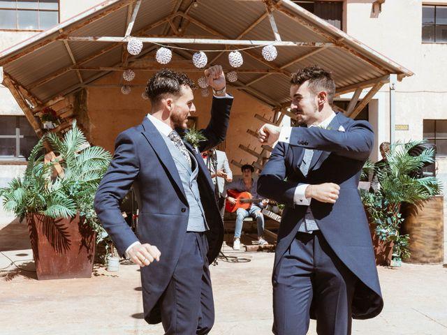 La boda de Alejandro y Carlos en Otero De Herreros, Segovia 37