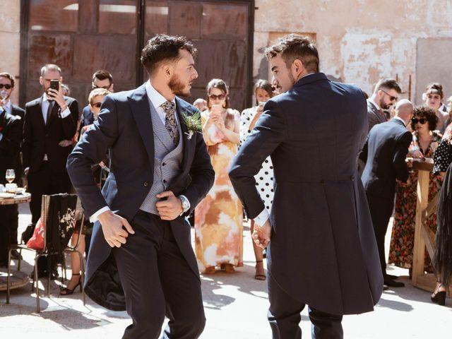 La boda de Alejandro y Carlos en Otero De Herreros, Segovia 41