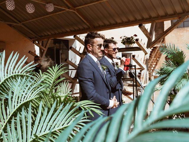 La boda de Alejandro y Carlos en Otero De Herreros, Segovia 44