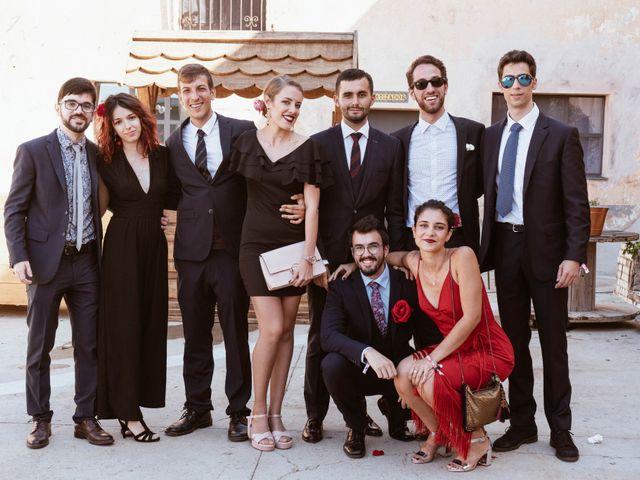 La boda de Alejandro y Carlos en Otero De Herreros, Segovia 45
