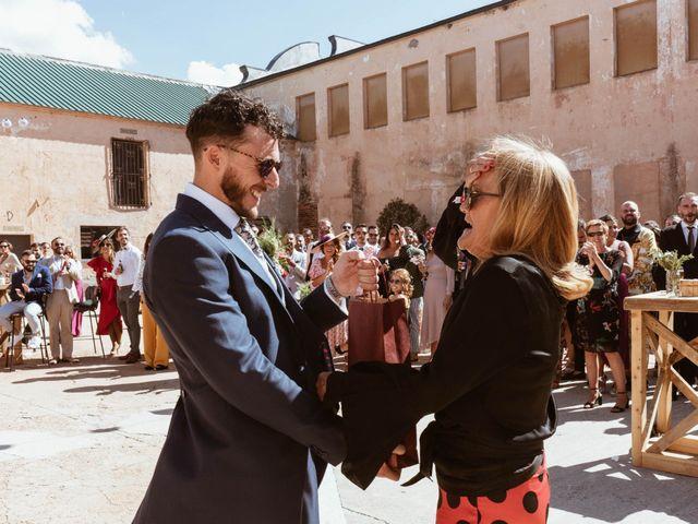 La boda de Alejandro y Carlos en Otero De Herreros, Segovia 47