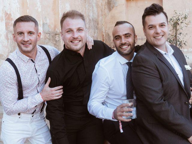 La boda de Alejandro y Carlos en Otero De Herreros, Segovia 52