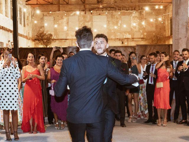 La boda de Alejandro y Carlos en Otero De Herreros, Segovia 54