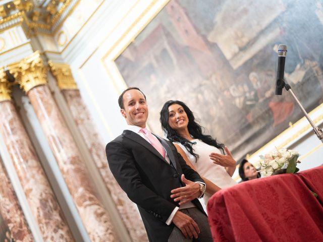 La boda de Ricardo y Amparo