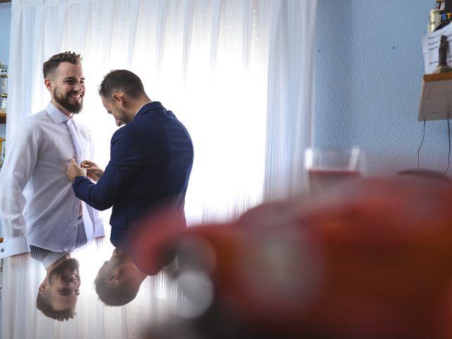 La boda de David y Lucia en Almansa, Albacete 9