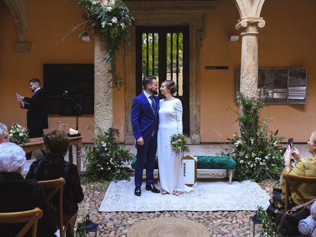 La boda de David y Lucia en Almansa, Albacete 15
