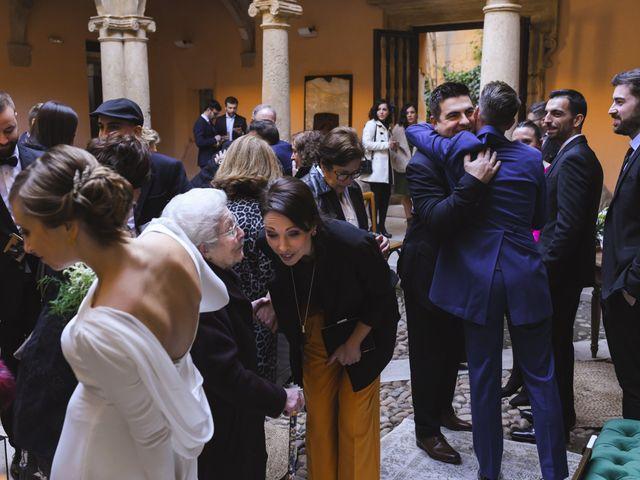 La boda de David y Lucia en Almansa, Albacete 16