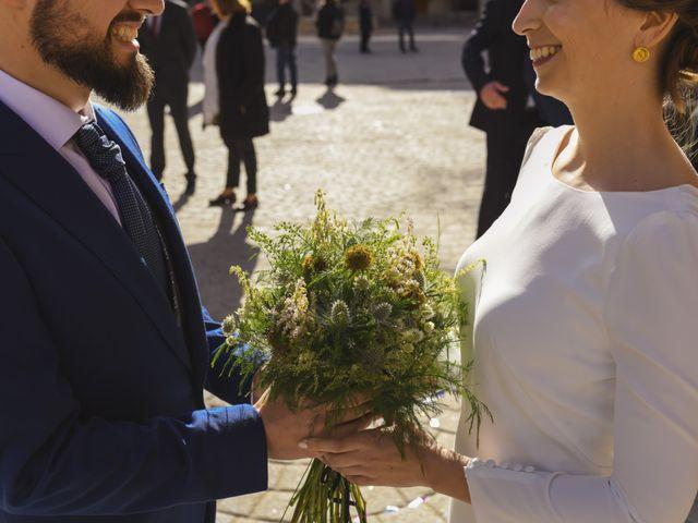 La boda de David y Lucia en Almansa, Albacete 18