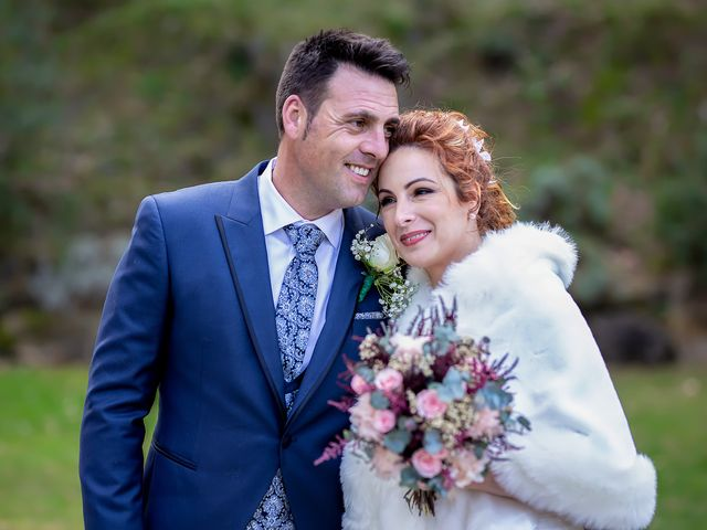 La boda de Oscar y Ingrid