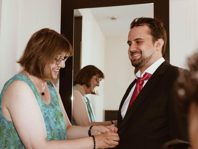 La boda de Thomas y Marianela en Rivas-vaciamadrid, Madrid 20