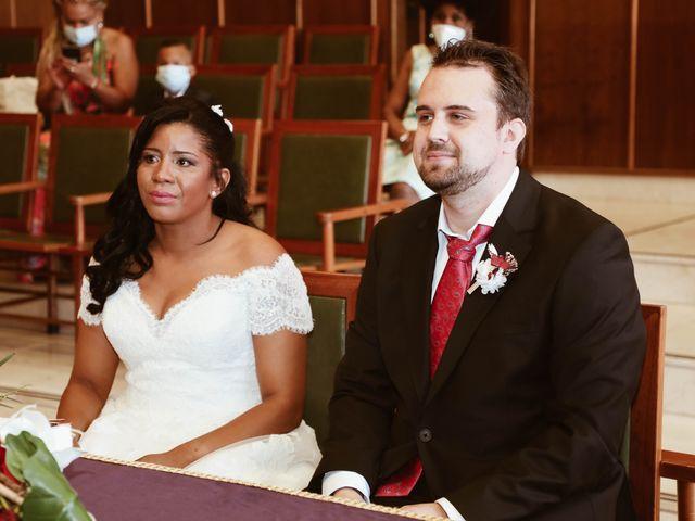 La boda de Thomas y Marianela en Rivas-vaciamadrid, Madrid 26
