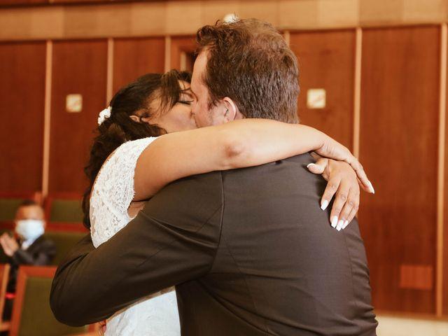 La boda de Thomas y Marianela en Rivas-vaciamadrid, Madrid 34
