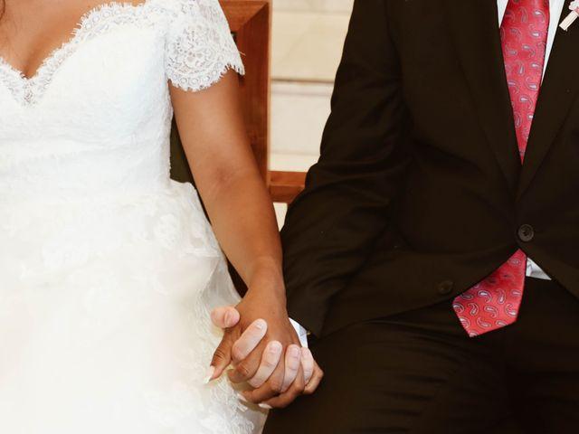 La boda de Thomas y Marianela en Rivas-vaciamadrid, Madrid 36