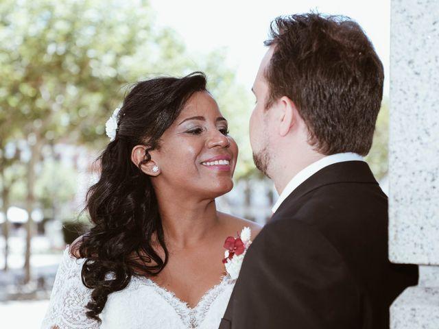 La boda de Thomas y Marianela en Rivas-vaciamadrid, Madrid 39