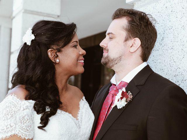 La boda de Thomas y Marianela en Rivas-vaciamadrid, Madrid 40