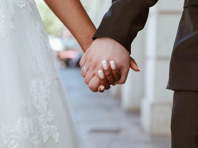 La boda de Thomas y Marianela en Rivas-vaciamadrid, Madrid 42