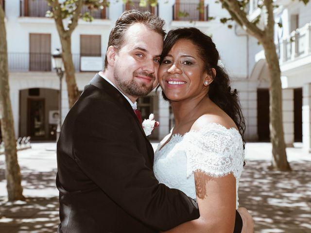 La boda de Thomas y Marianela en Rivas-vaciamadrid, Madrid 44