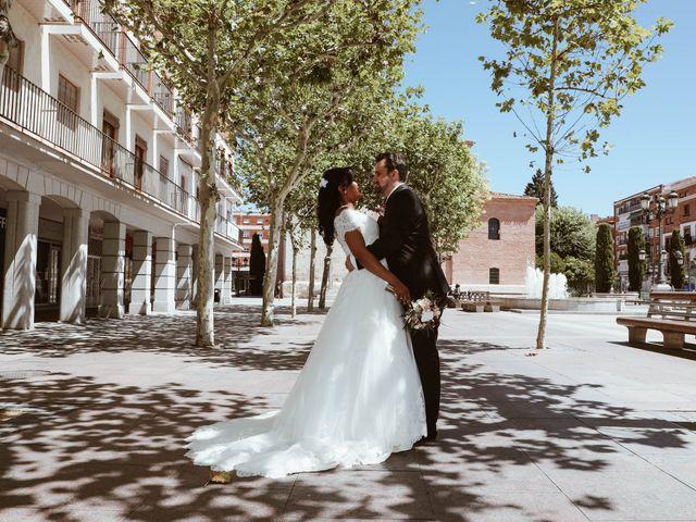 La boda de Thomas y Marianela en Rivas-vaciamadrid, Madrid 45