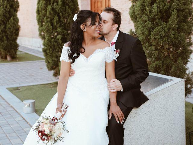 La boda de Thomas y Marianela en Rivas-vaciamadrid, Madrid 46
