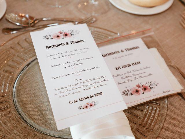 La boda de Thomas y Marianela en Rivas-vaciamadrid, Madrid 49
