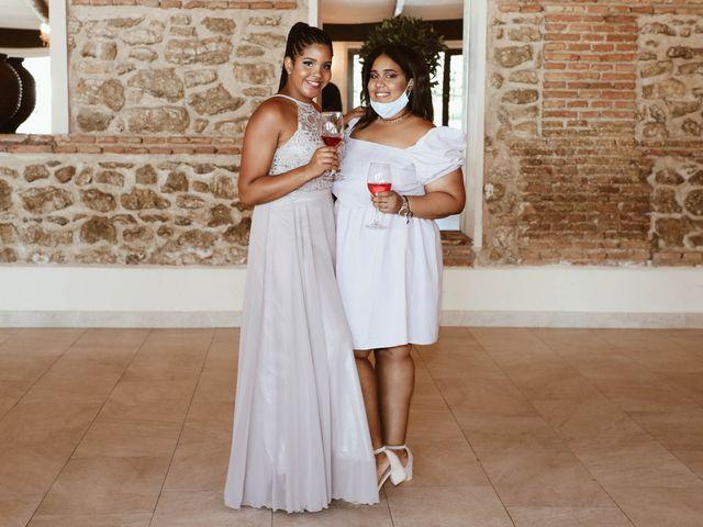 La boda de Thomas y Marianela en Rivas-vaciamadrid, Madrid 55