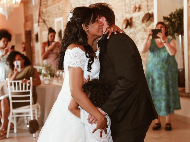 La boda de Thomas y Marianela en Rivas-vaciamadrid, Madrid 65