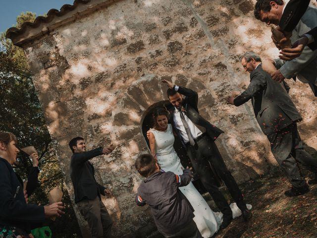 La boda de Oriol y Mireia en Cardona, Barcelona 43