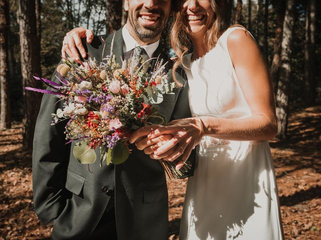 La boda de Mireia y Oriol